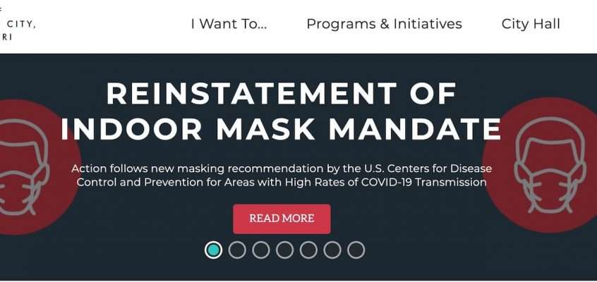 Face Masks required starting Aug 4, 2021